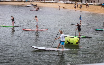 Kid SUP Race