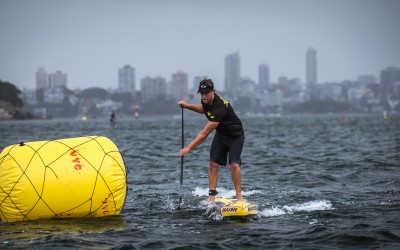 Long Distance SUP Race
