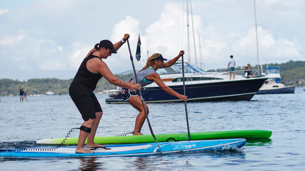 technical sprint sup